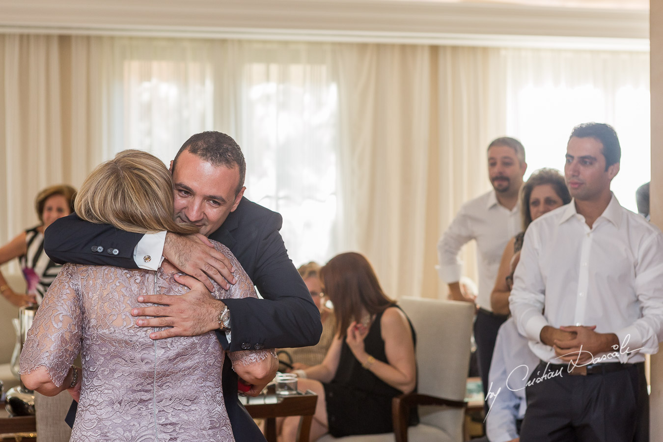 Wedding at Aphrodite Hills in Cyprus - 43
