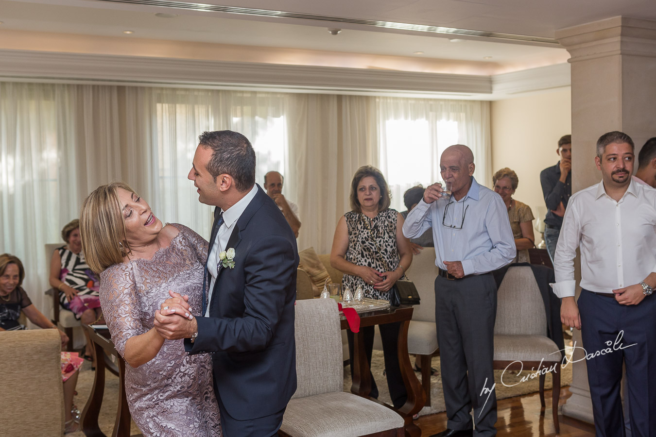 Wedding at Aphrodite Hills in Cyprus - 44
