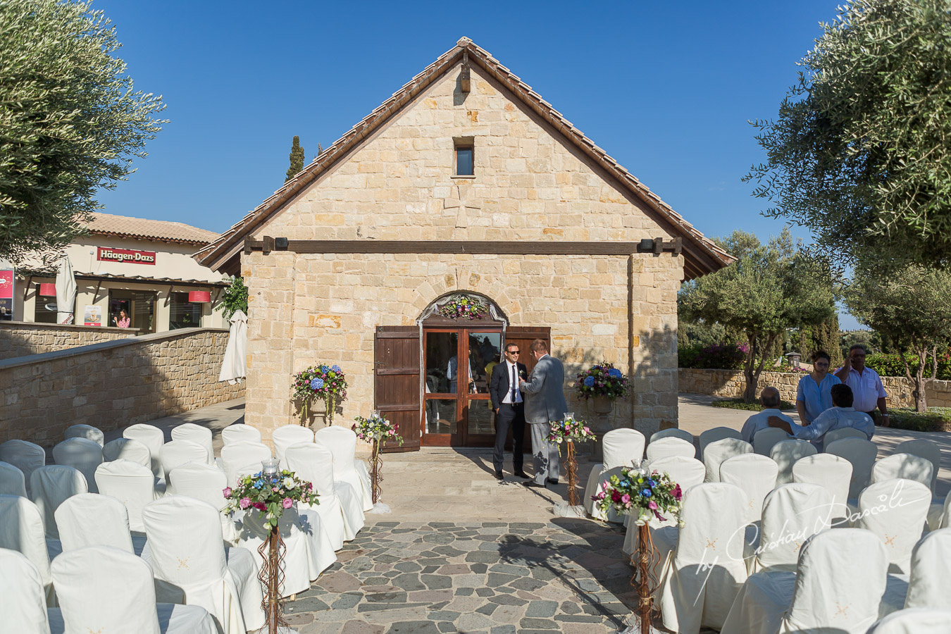 Wedding at Aphrodite Hills in Cyprus - 54