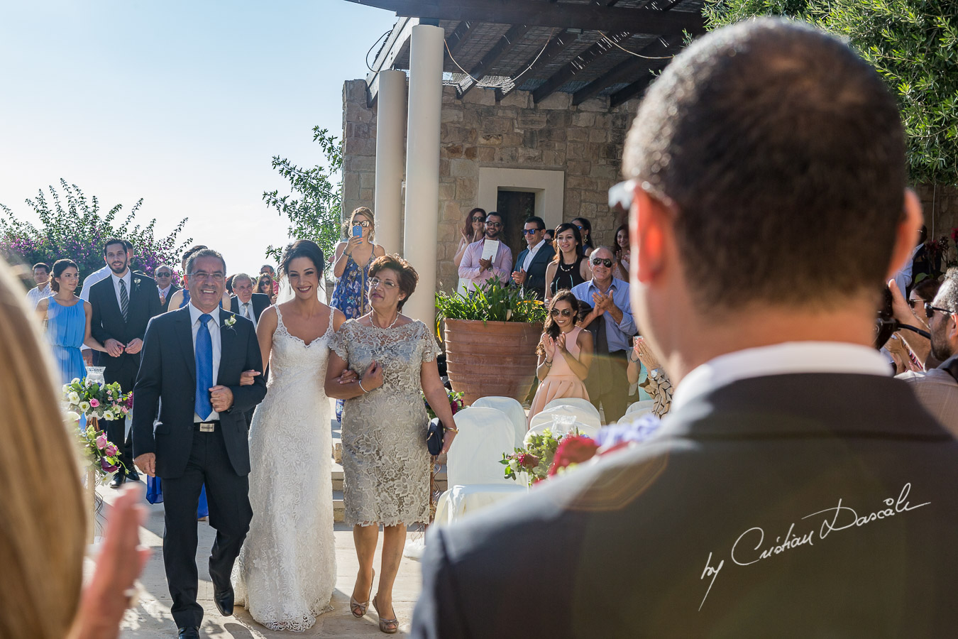 Wedding at Aphrodite Hills in Cyprus - 58