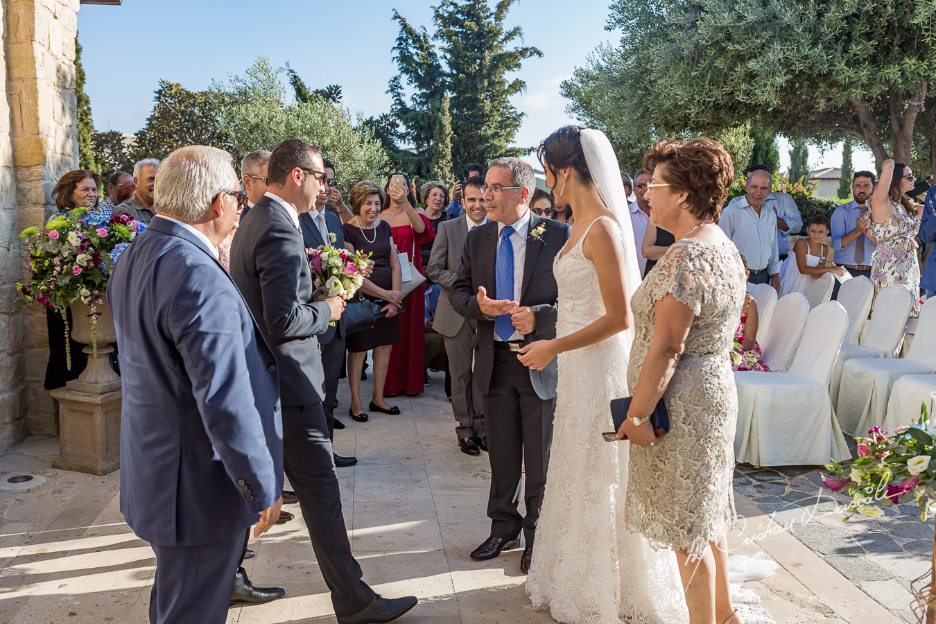 Wedding at Aphrodite Hills in Cyprus - 59
