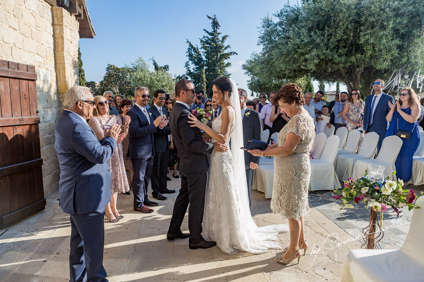 Wedding at Aphrodite Hills in Cyprus - 60