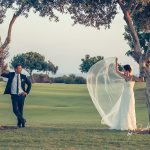 A Wedding at Aphrodite Hills in Cyprus | The Divine Elena & Constantinos