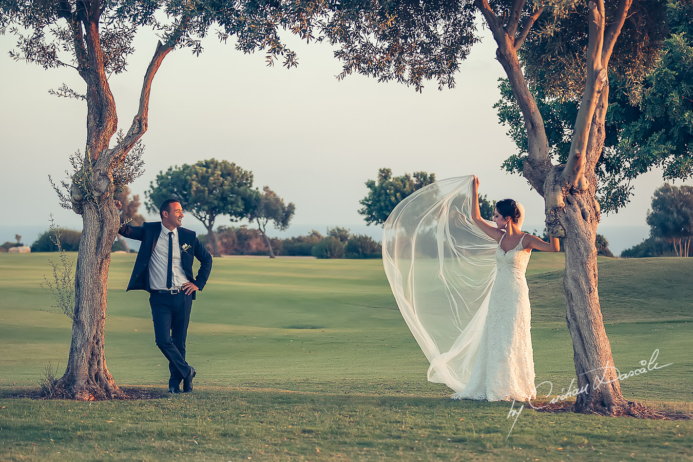 Wedding at Aphrodite Hills in Cyprus - 66