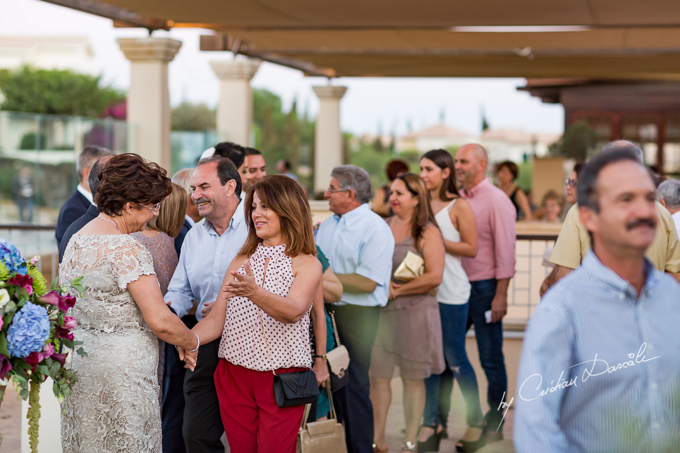 Wedding at Aphrodite Hills in Cyprus - 68