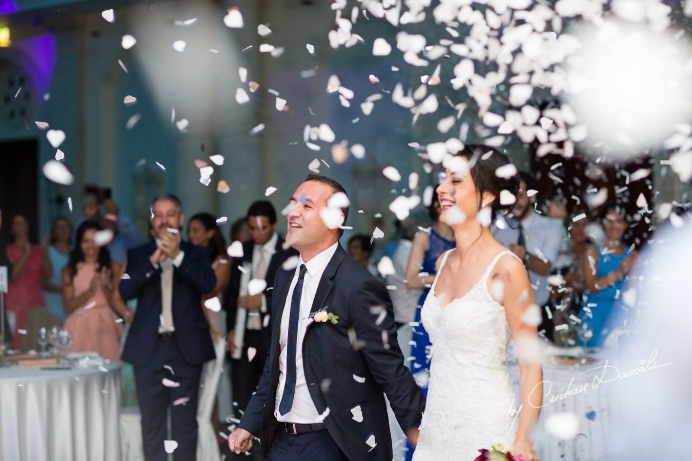 Wedding at Aphrodite Hills in Cyprus - 79