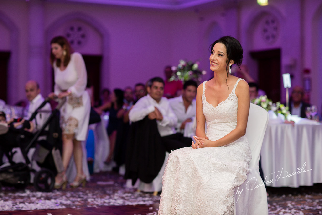 Wedding at Aphrodite Hills in Cyprus - 81