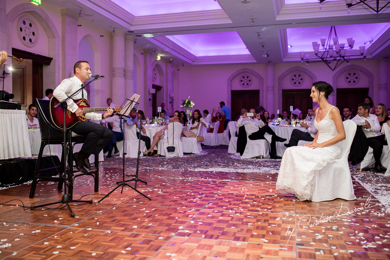 Wedding at Aphrodite Hills in Cyprus - 82
