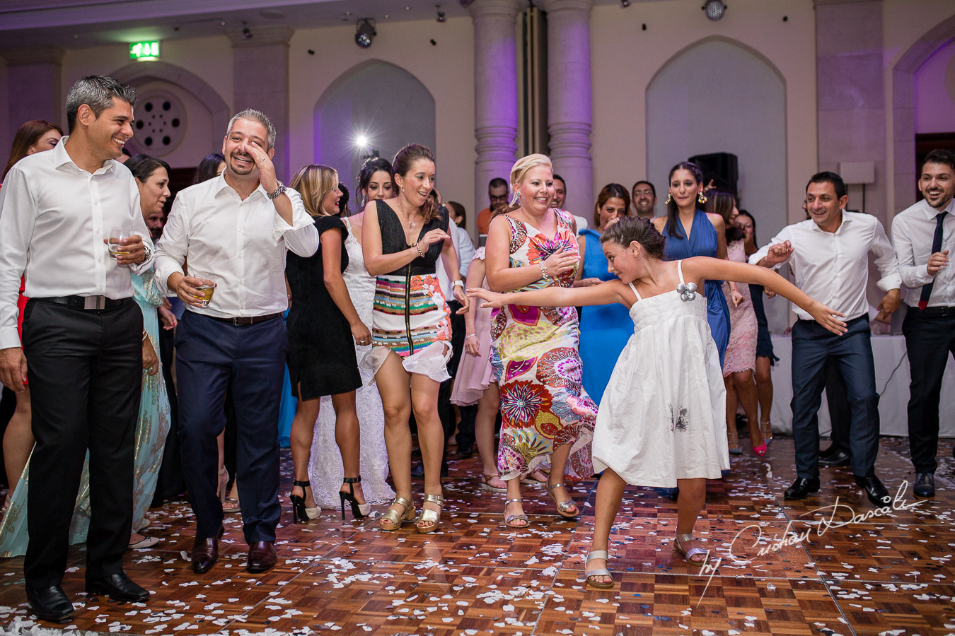 Wedding at Aphrodite Hills in Cyprus - 89