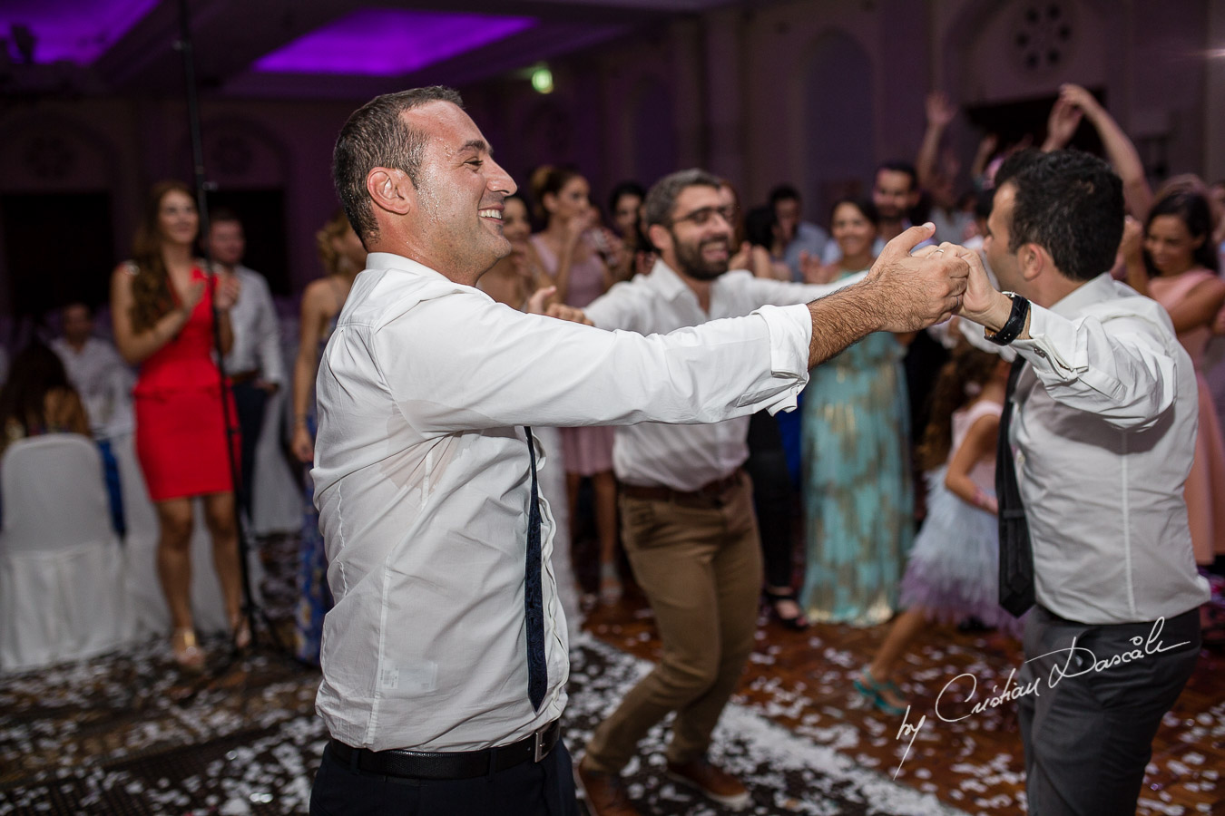 Wedding at Aphrodite Hills in Cyprus - 90