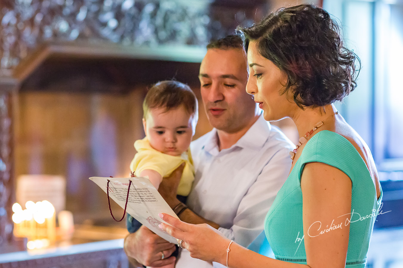 Wonderful Christening Photography in Nicosia - 13