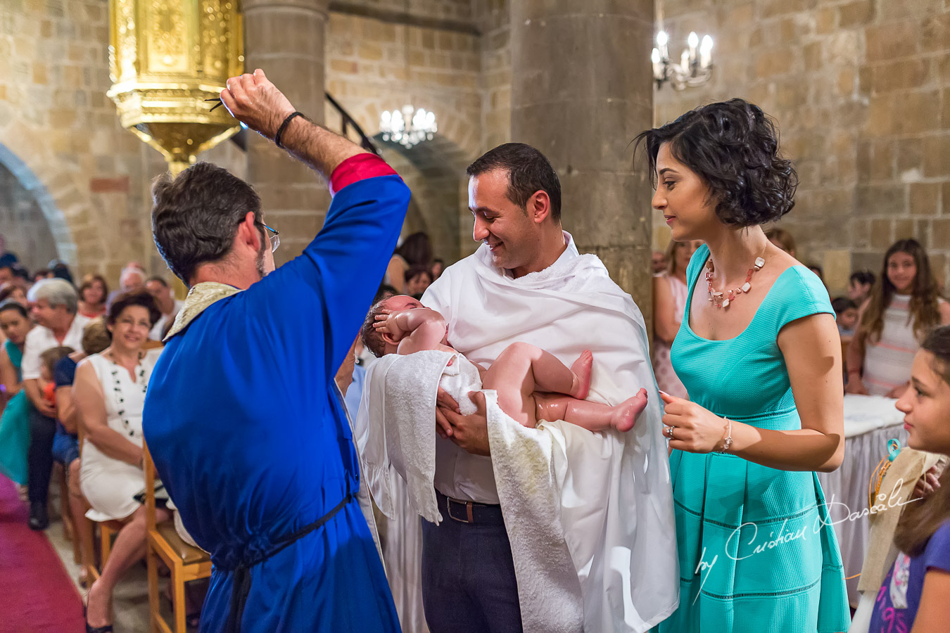 Wonderful Christening Photography in Nicosia - 19
