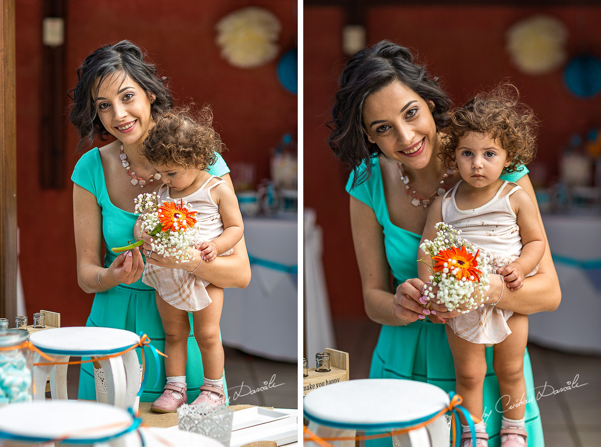 Wonderful Christening Photography in Nicosia - 44