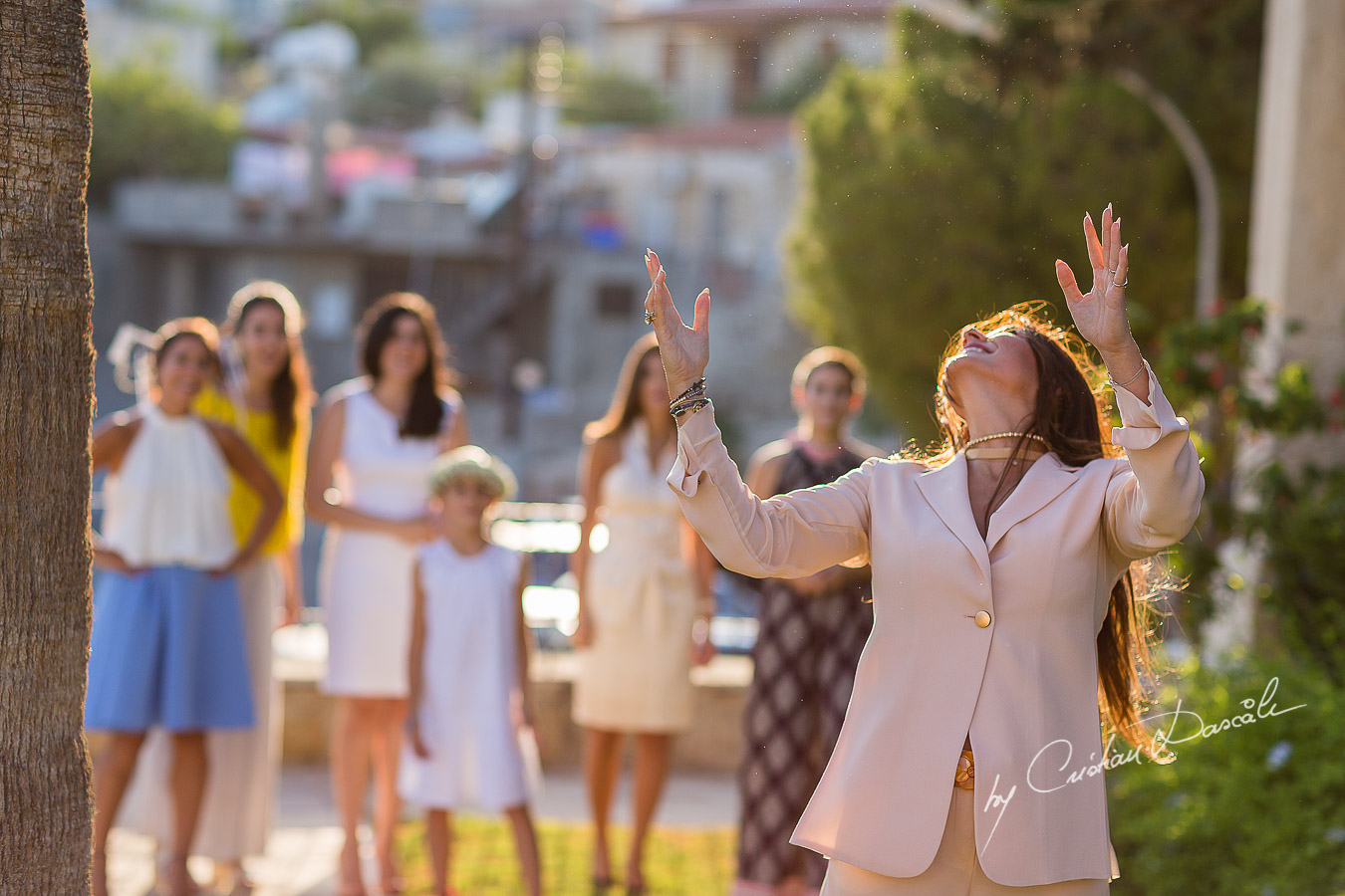Intimate Wedding at Londa Hotel photographed by Cyprus Photographer Cristian Dascalu