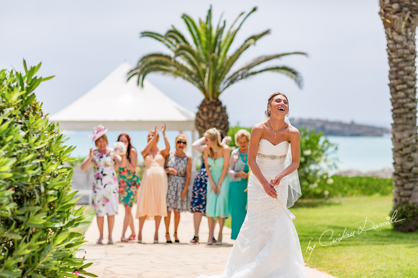 An Emotional Wedding At Nissi Beach Resort Alicia Amp Matthew