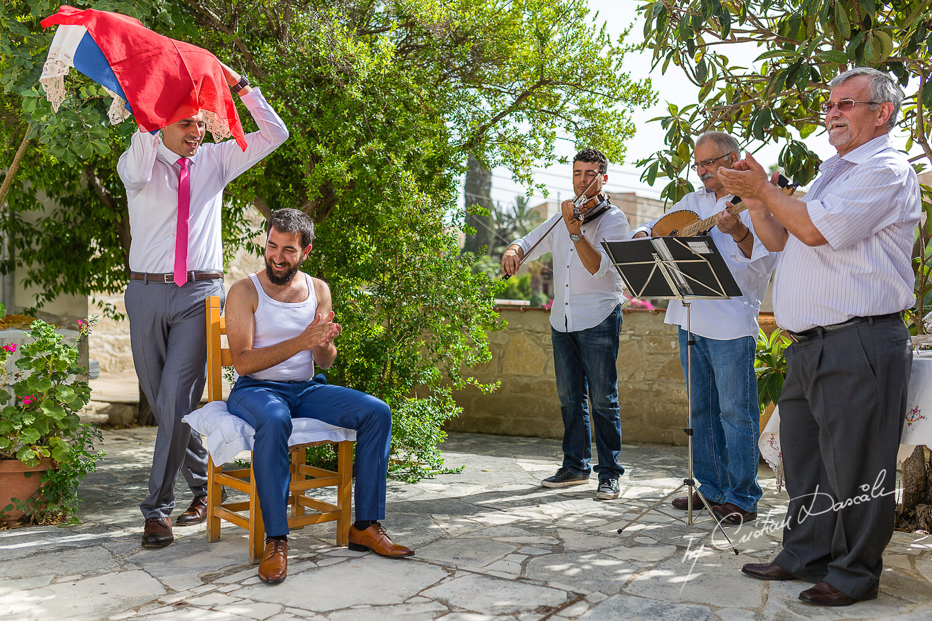 Traditions captured at Traditional Cyprus Wedding in Tochni, Larnaca.