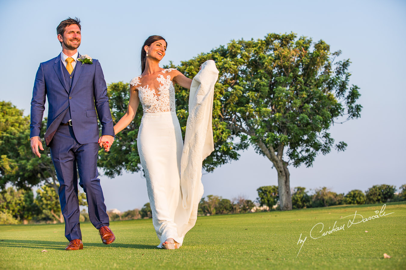 Intimate moments captured between Tim and Rhea at their beautiful wedding in Paphos, Cyprus.