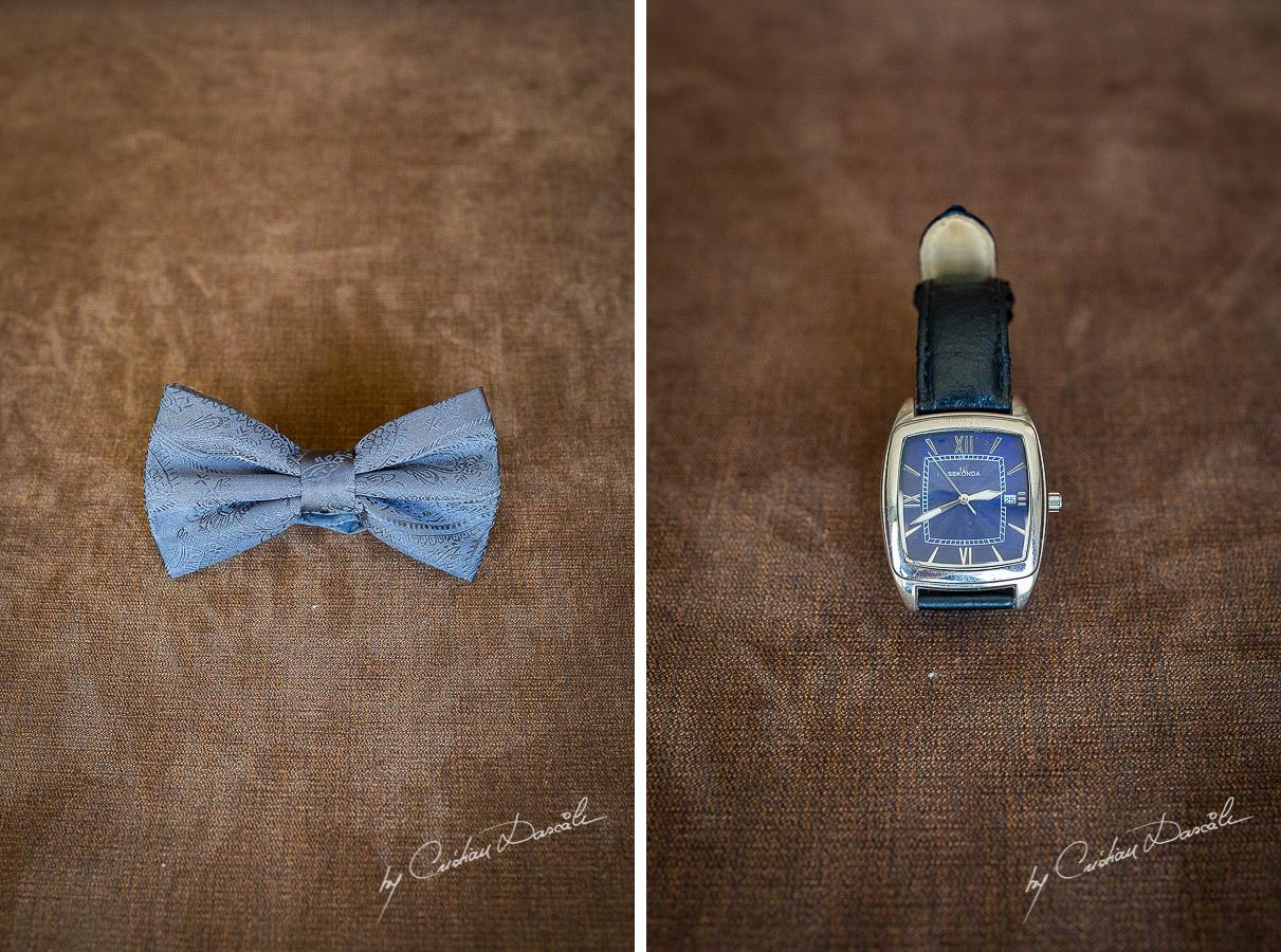 Wedding details captured at wedding in Ayia Napa, Cyprus by Cristian Dascalu.
