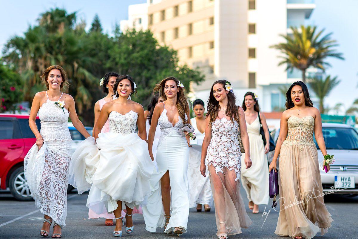 Everlasting Wedding Photography in Ayia Napa | From Washington to Cyprus