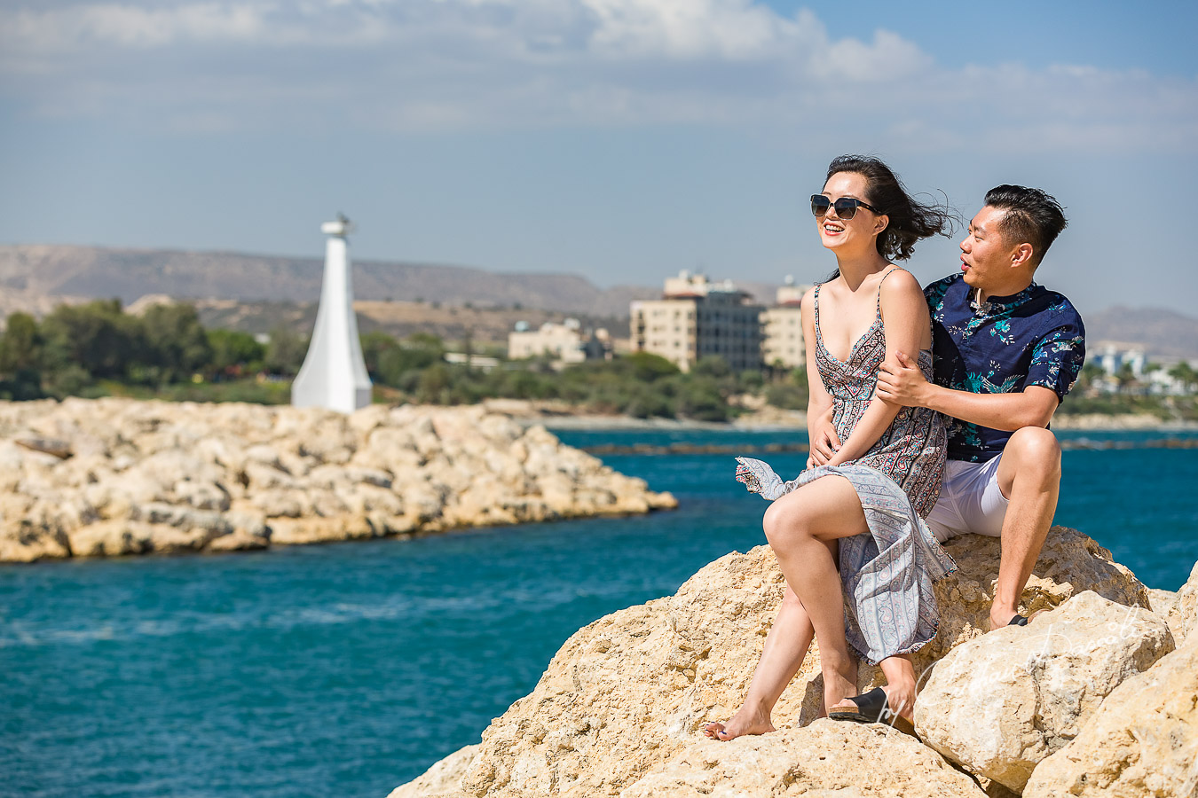 Beautiful moments captured by Cristian Dascalu in Larnaca, Cyprus.