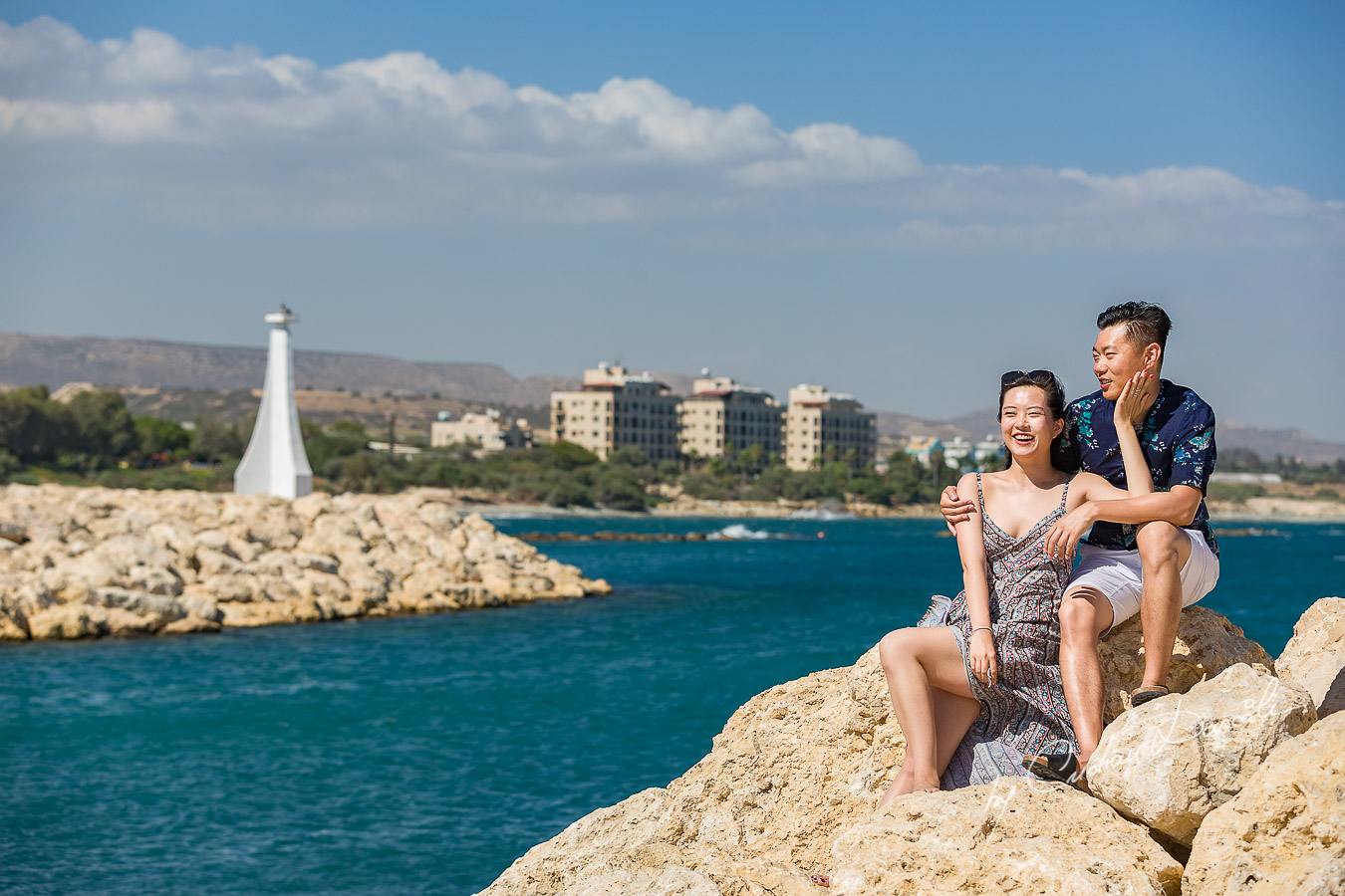 Beautiful moments captured by Cristian Dascalu in Zigy, Cyprus.