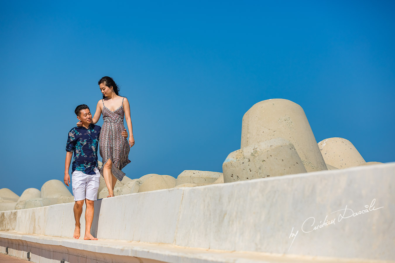 Beautiful moments captured by Cristian Dascalu in Zygi, Cyprus.