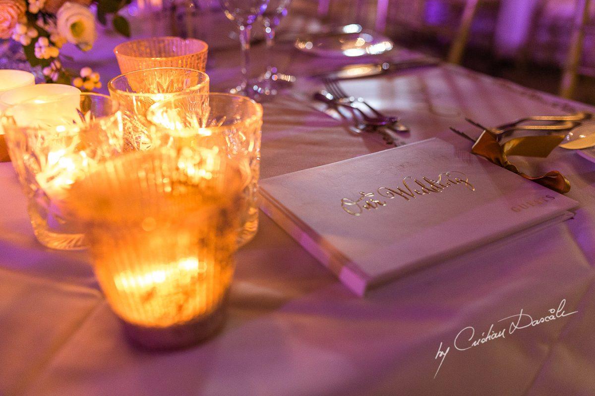 Elegant & Romantic Wedding at Elias Beach Hotel | Uncompromising Love