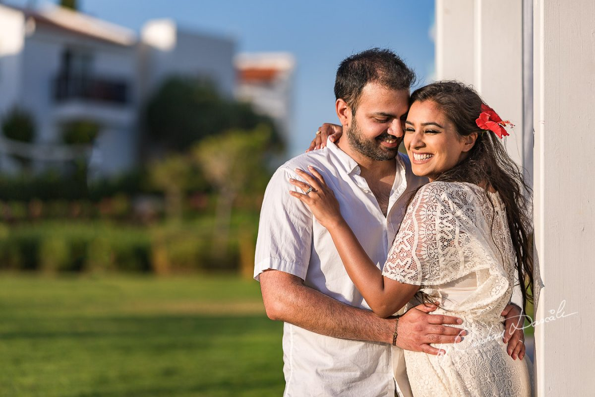 An Anniversary Couple Photo Shoot in Paphos With Sucheta & Vikram | From Sunset to Sunrise