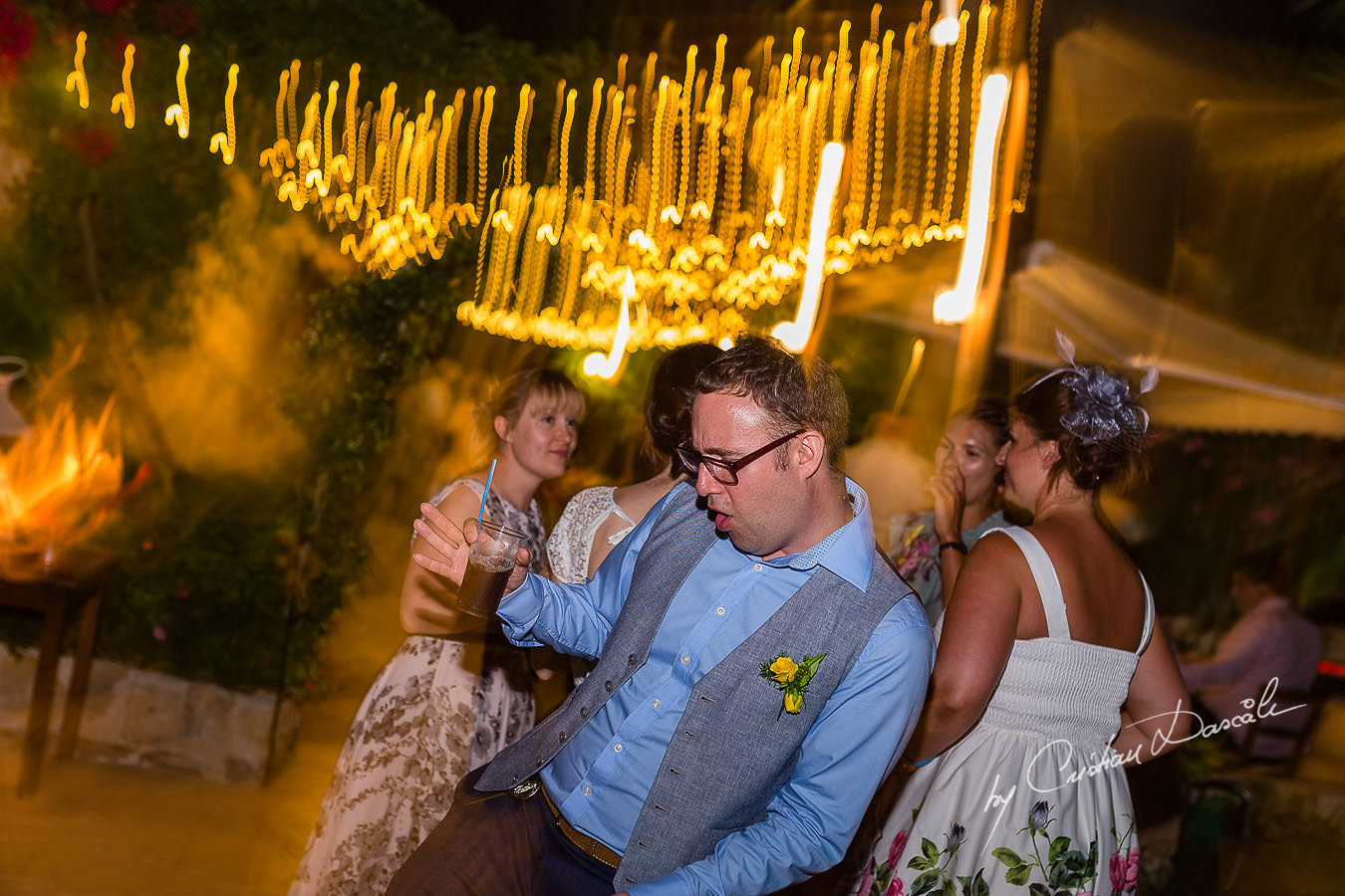 A beautiful wedding day at the Vasilias Nikoklis Inn in Paphos, captured by Cristian Dascalu. After Dinner Moments.