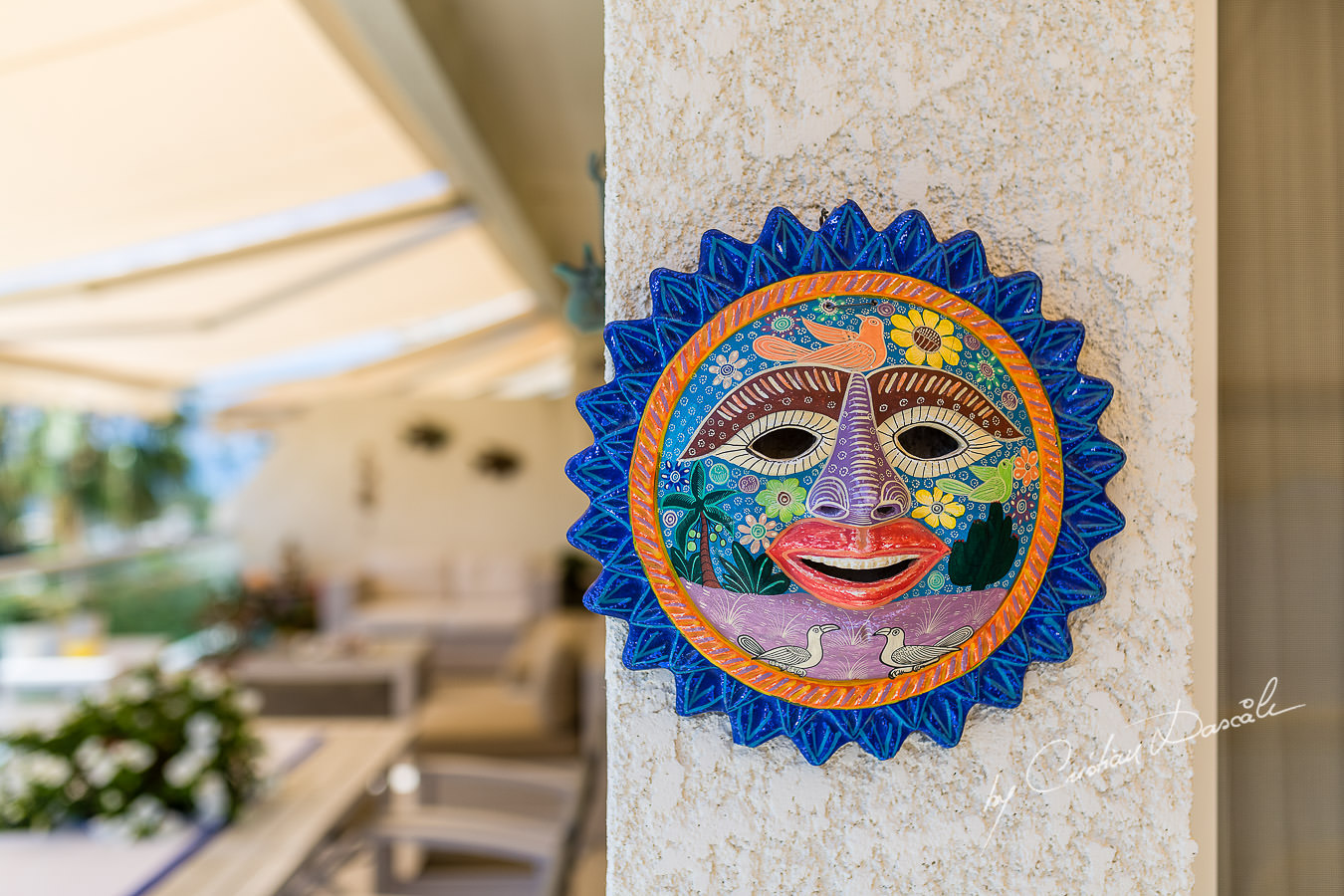 Artistic details captured during a wedding at St Raphael Hotel in Limassol by Cristian Dascalu.