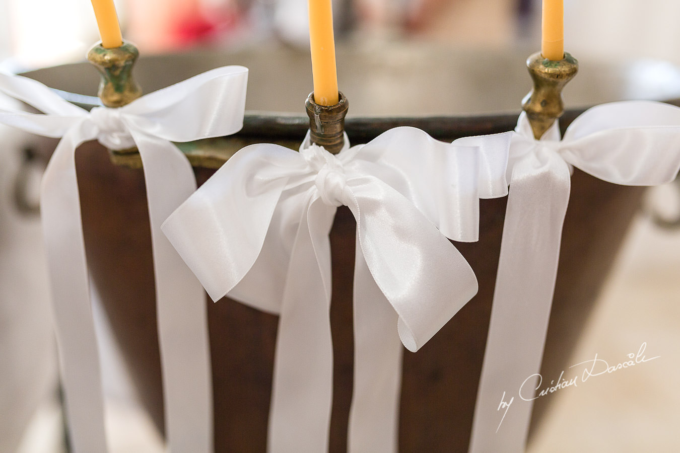 Christening details at the beautiful Anassa Hotel photographed by Cyprus Photographer Cristian Dascalu.