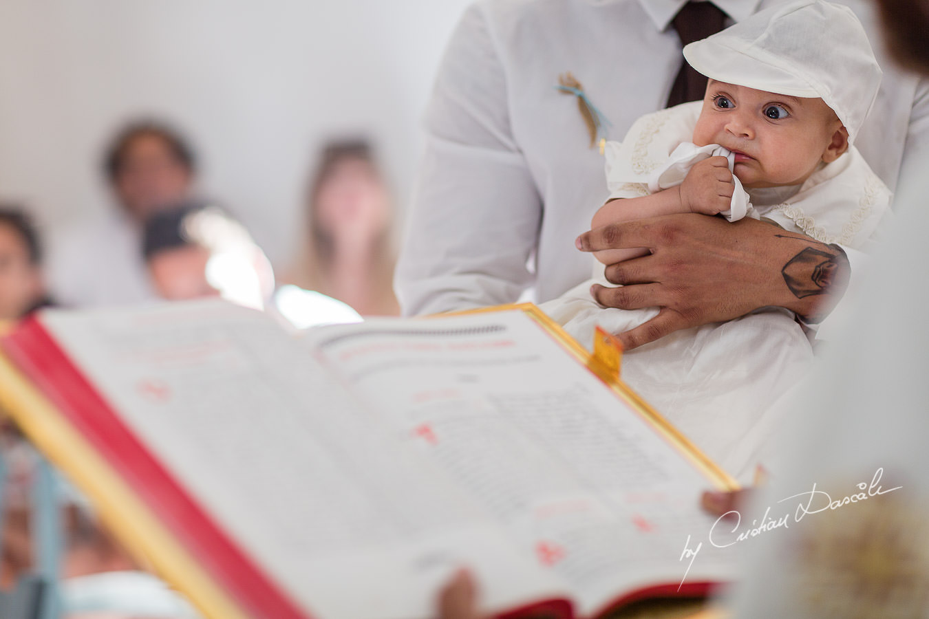 A Christening Ceremony at the beautiful Anassa Hotel photographed by Cyprus Photographer Cristian Dascalu.