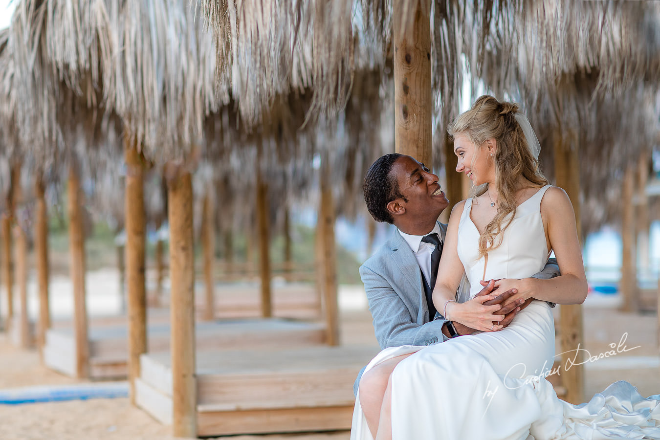 Wedding moments captured at an Exquisite Wedding at Asterias Beach Hotel. Photography by Cyprus Photographer Cristian Dascalu.