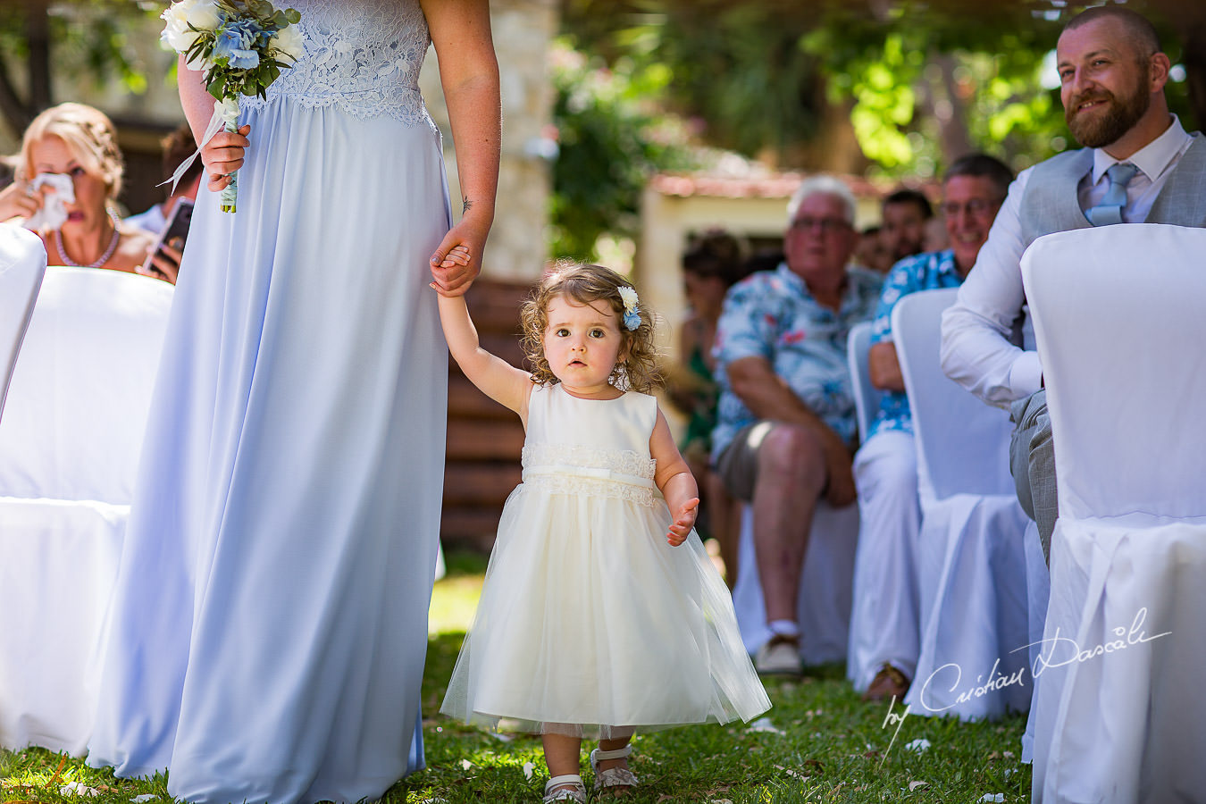 Wedding moments captured at a Vasilias Nikoklis Inn Wedding in Paphos. Cyprus Wedding Photography by Cristian Dascalu.