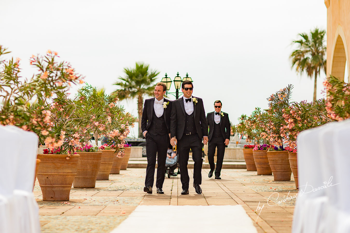 Amazing Wedding Photography at the Elysium Hotel by Cyprus Wedding Photographer Cristian Dascalu.