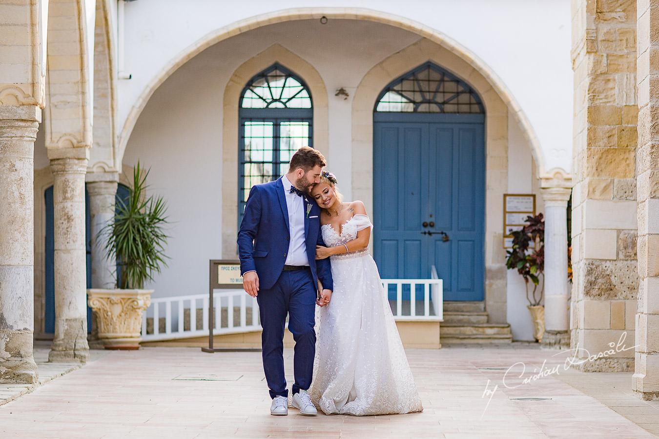 Wedding Photography at Lebay Hotel in Larnaca by Cyprus Wedding Photographer Cristian Dascalu.