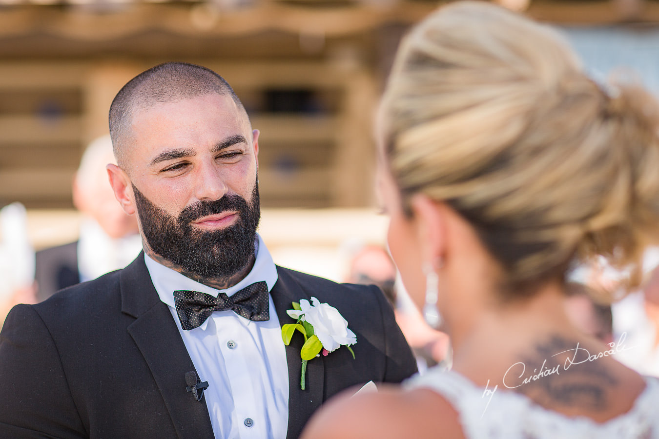 Emotional Wedding at Coral Beach Hotel & Resort. Photography by Cyprus Photographer Cristian Dascalu
