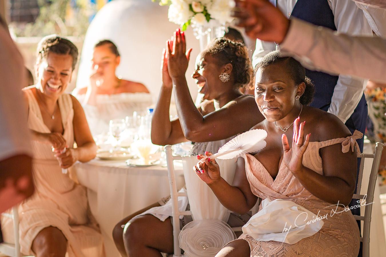 Emotional Wedding at Coral Beach Hotel & Resort. Photography by Cyprus Photographer Cristian Dascalu