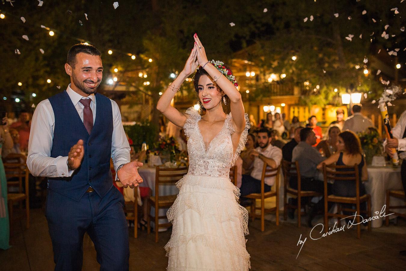 Moments captured by Cyprus Wedding Photographer Cristian Dascalu at a beautiful wedding in Larnaka, Cyprus.
