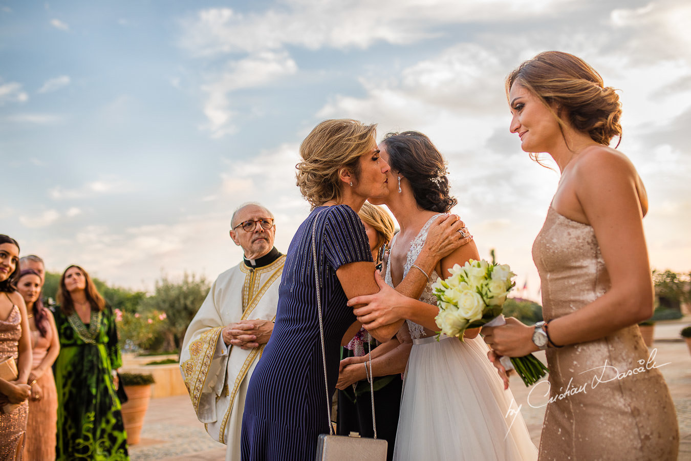 A Stylish Wedding at the Elysium Hotel captured by Cyprus Wedding Photographer Cristian Dascalu.